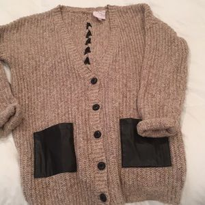 Romeo and Juliet Couture sweater